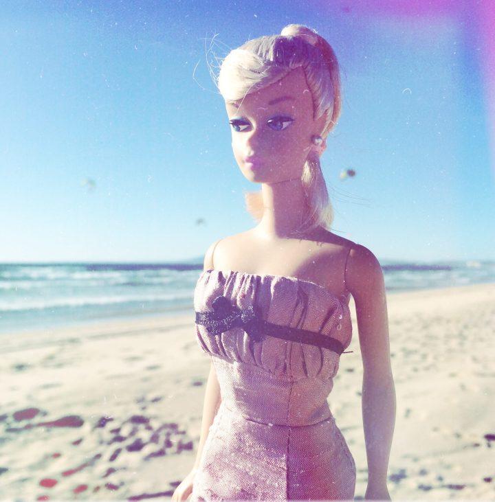 Dinahs Dolls Barbie Swimsuit Pink